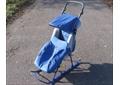 Санки-коляски бывшие в употреблении, комиссионные, б/у в магазине АИСТ