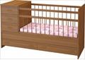 Кроватка Маруся, трансформер