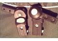 Крепления(трещотки) капюшона для детской коляски Cam Cortina Evolution
