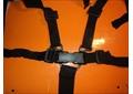 пряжка № 3 с ремнями безопасности