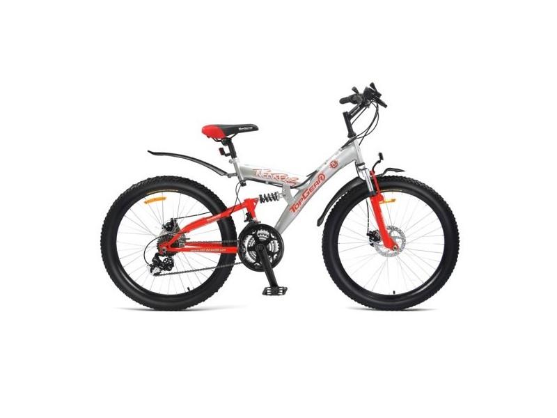 Подростковый, горный велосипед Top Gear Neon 120