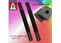Болт фундаментный с анкерной плитой тип 2.1 М30х1700 ГОСТ 24379.1-80.